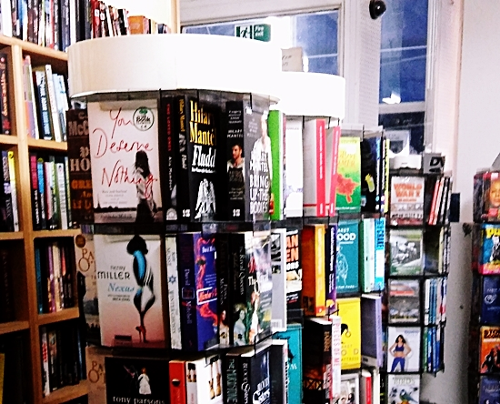 visit Ryde Bookshop - our shop is a book lover's paradise